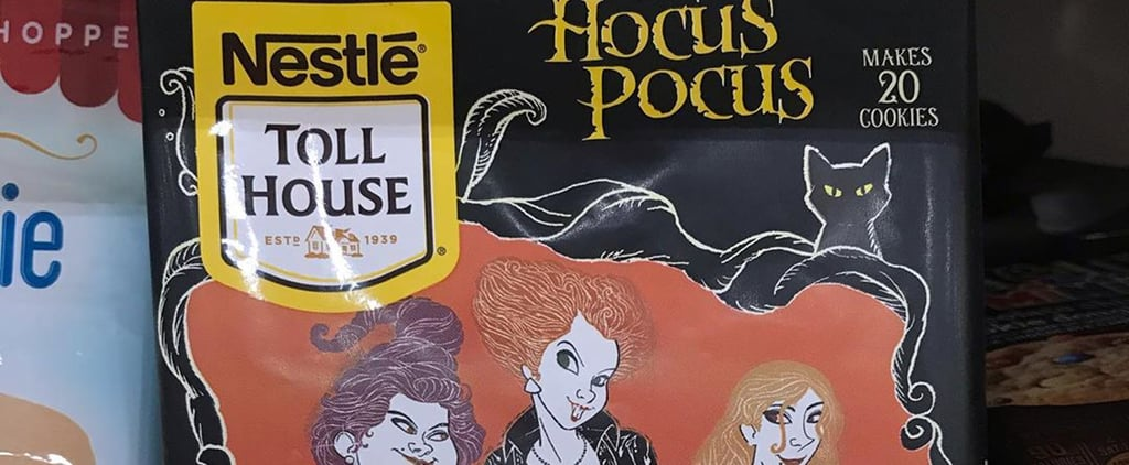 Hocus Pocus Cookie Dough Is Appearing in Grocery Stores