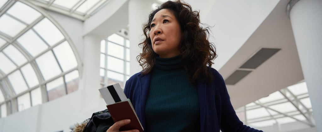 Sandra Oh's Lead Actress Emmy Nomination 2018