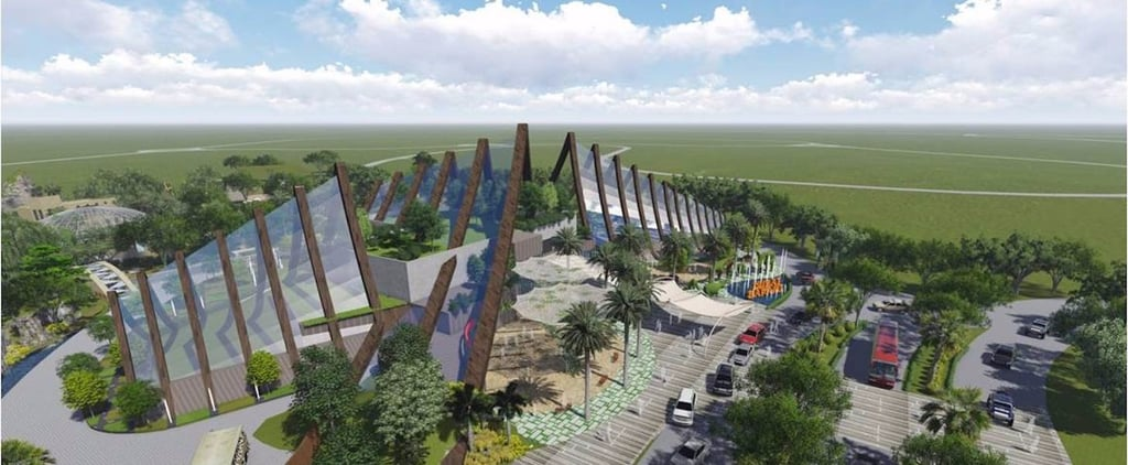 Dubai Safari Park Will Be Twice Size of Vatican City