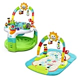 Bright Starts 2-in-1 Activity Gym & Saucer