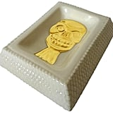 Etched Skull Tray ($155)