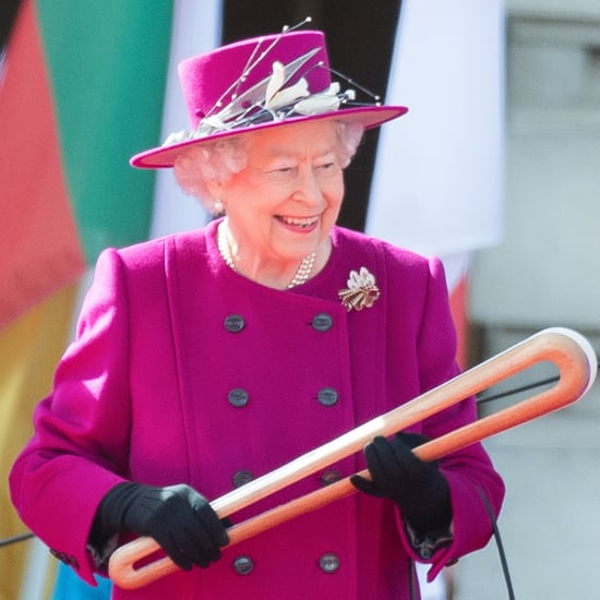 Queen Elizabeth II at 2017 Commonwealth Day Event