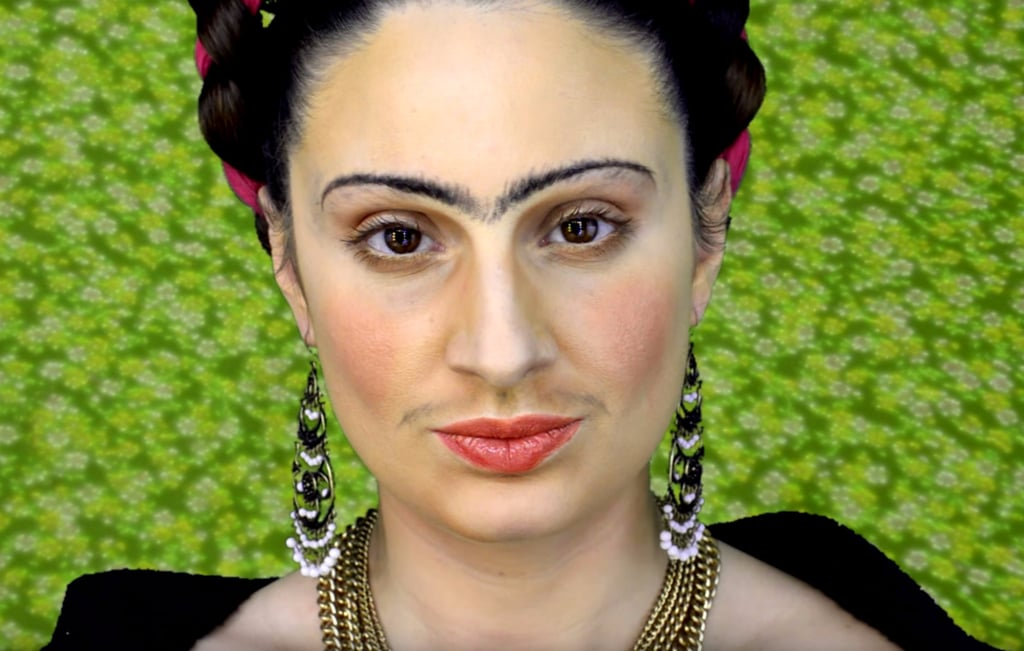 Frida Kahlo Makeup Tutorials
