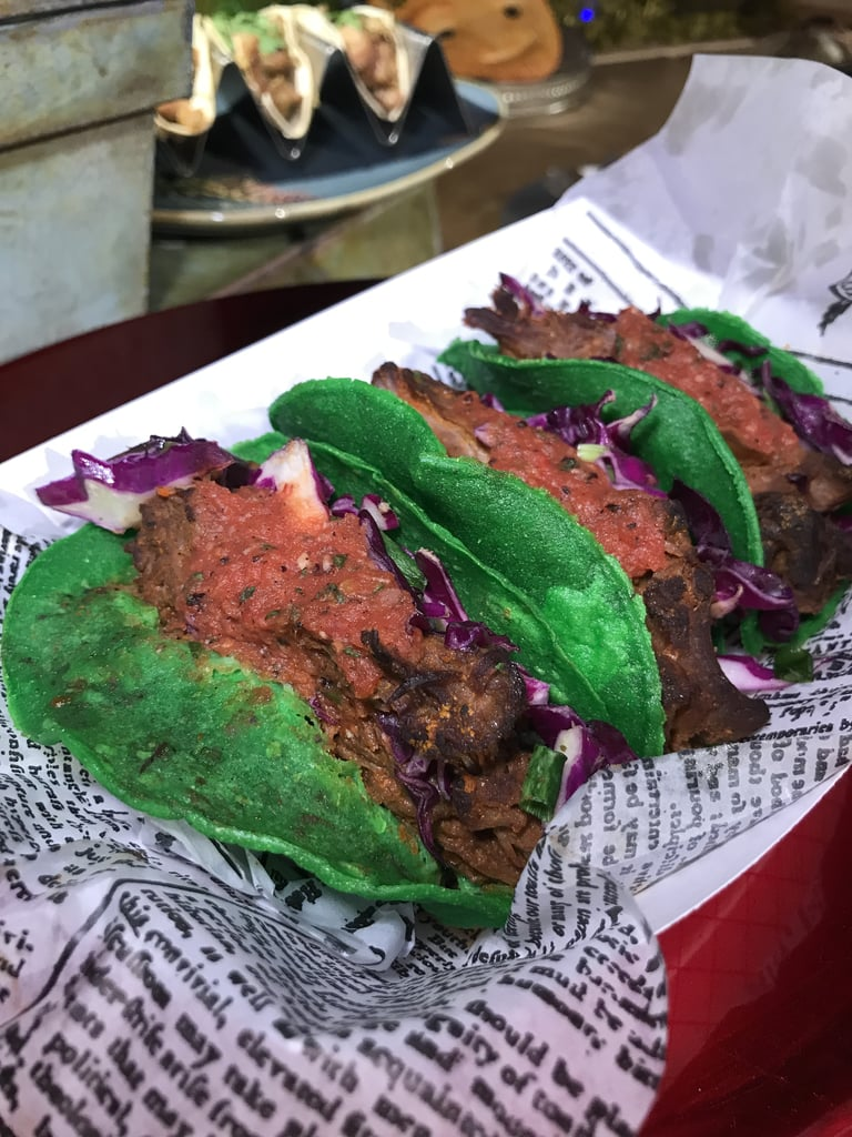The Most Dangerous Tacos In The Galaxy Food At Disneyland Summer