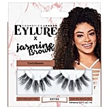 Eylure x Jasmine Brown CurlyQueen Lashes