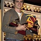 """Juanes Became """"Best New Artist"""""""