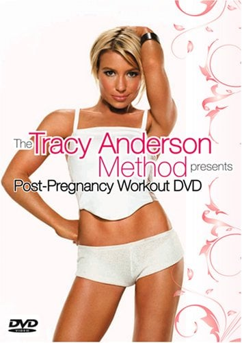 Tracy Anderson Post-Pregnancy Workout DVD