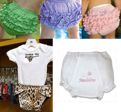 Disguise Diapers With a Pair of Fancy Pants