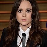 Ellen Page at Vanity Fair Party
