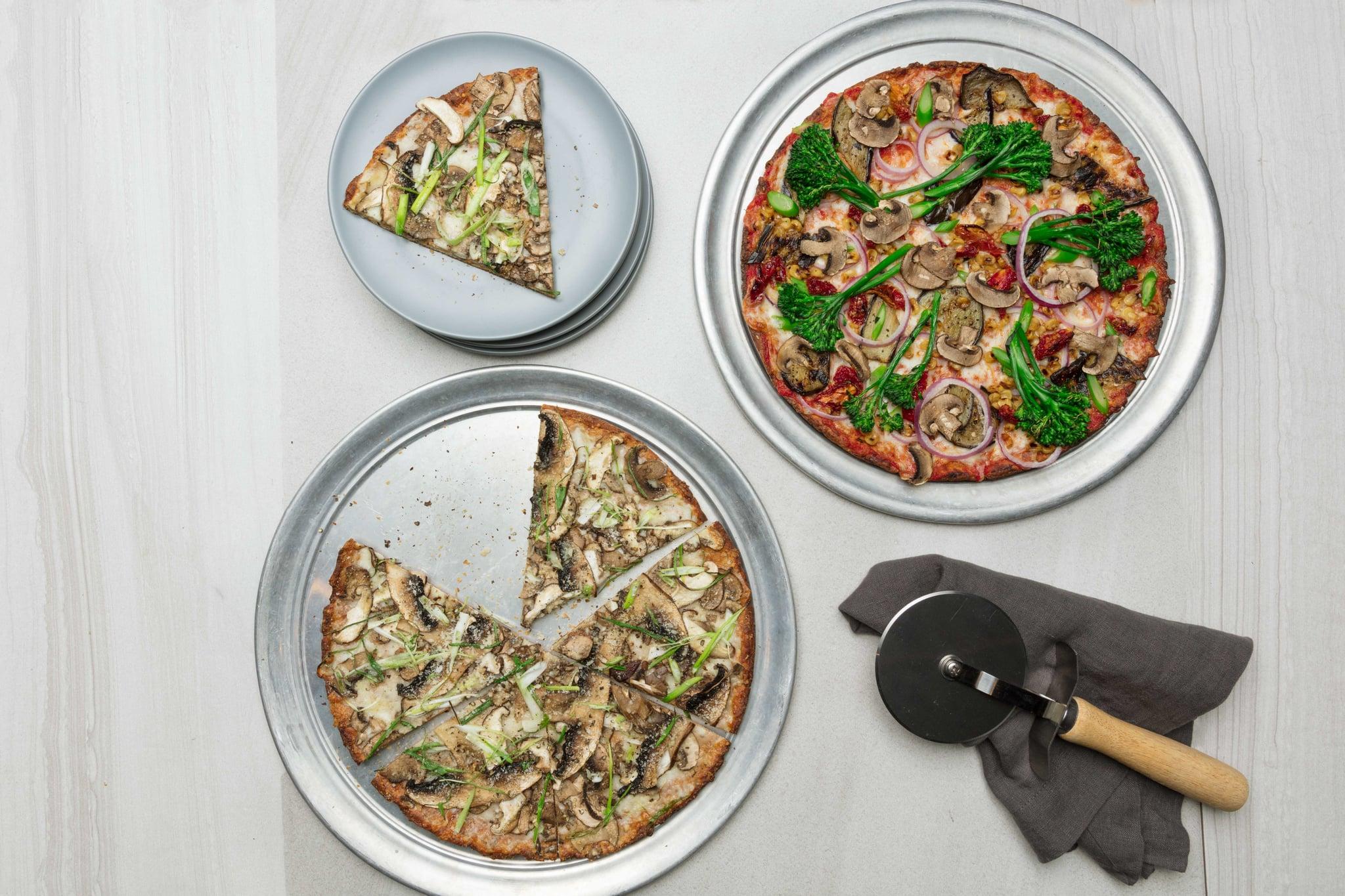 California Pizza Kitchen Cauliflower Crust Popsugar Fitness