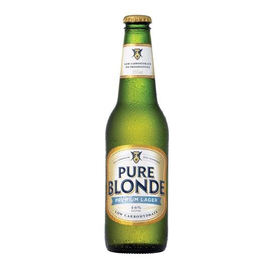Pure Blonde 355mL Bottle