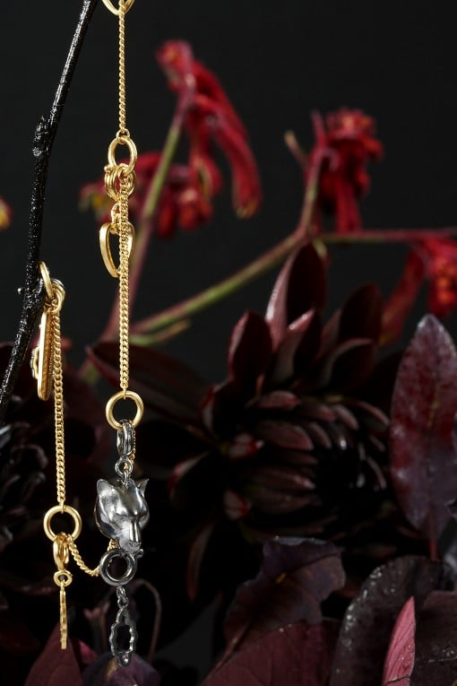 See Jordan Askill's Exclusive Jewellery Collaboration with Topshop