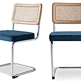 Edloe Finch Rattan Back Chairs