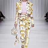 Versace Milan Fashion Week Spring Summer 2018