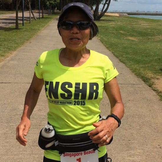 70-Year-Old Woman Runs 7 Marathons on 7 Continents