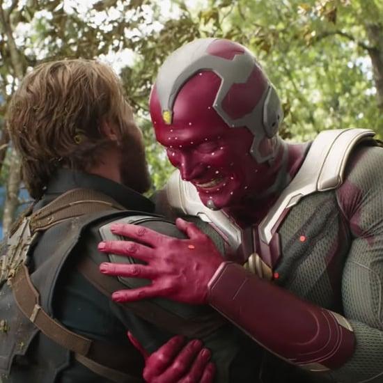 Avengers Infinity War Gag Reel Video