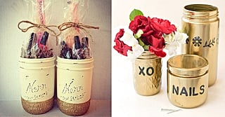 12 DIY Mason Jar Gifts That Are Totally Glassy