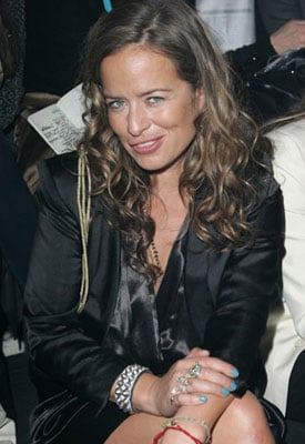 Jade Jagger Designs New Guerlain Perfume Bottle