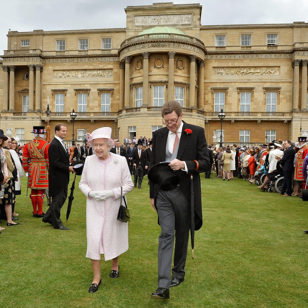 Will the Queen Move Out of Buckingham Palace?