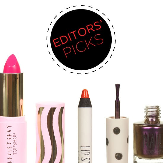 Editors' Picks: Our Topshop Beauty Product Picks