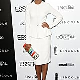 Kerry Washington at the Essence luncheon.