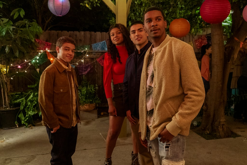 The On My Block Cast Share Their Final Goodbyes