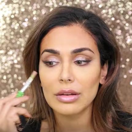Huda Kattan Full Face Using School Supplies Makeup Tutorial