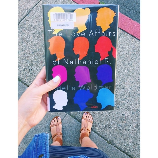 I'm not sure how I feel about The Love Affairs of Nathaniel P., but it definitely got me thinking about relationships and gender.