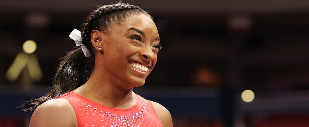 Simone Biles and Boyfriend Jonathan Owens Face Off on Ropes