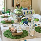 Dinosaur Kids' Birthday Party Ideas