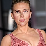Scarlett Johansson's All-Over Rose Gold Makeup at the 2020 BAFTAs