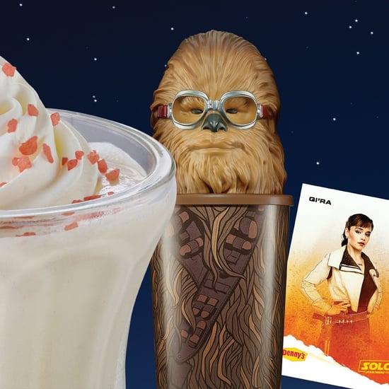 What Is Denny's Star Wars Movie Menu