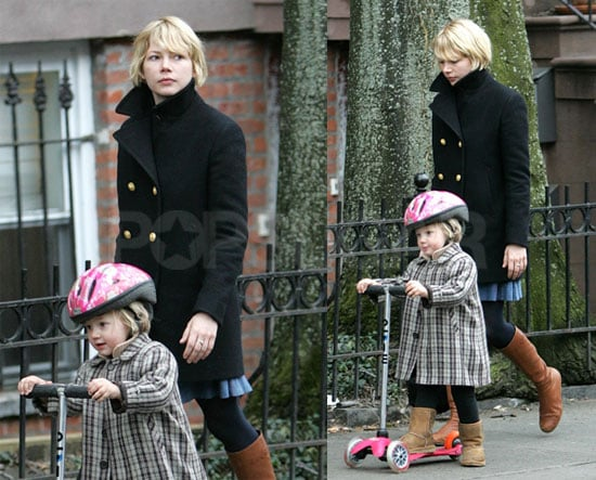 Michelle and Matilda Scoot The Weekend Away