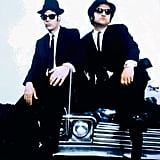 Jake and Elwood Blues From The Blues Brothers
