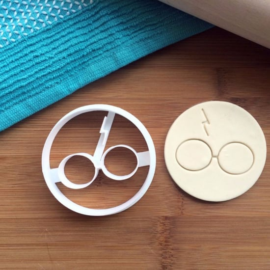 Harry Potter Cookie Cutters on Etsy