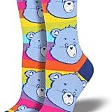 Grumpy Bear Socks