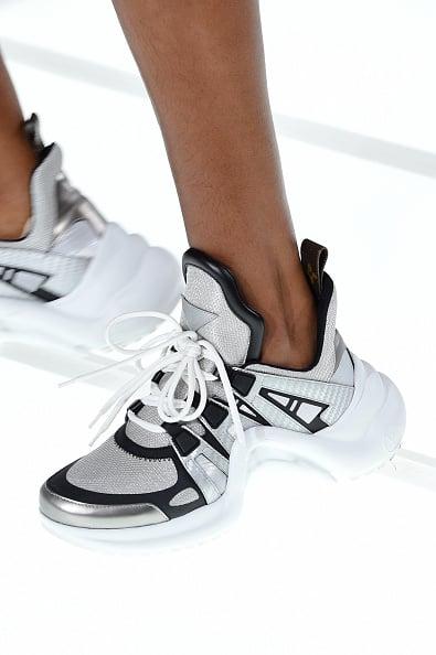 Laura's Exact Louis Vuitton Sneakers