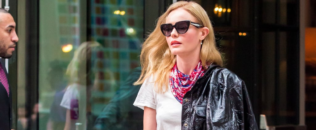 Kate Bosworth Is the Poster Child For Effortlessly Cool Style