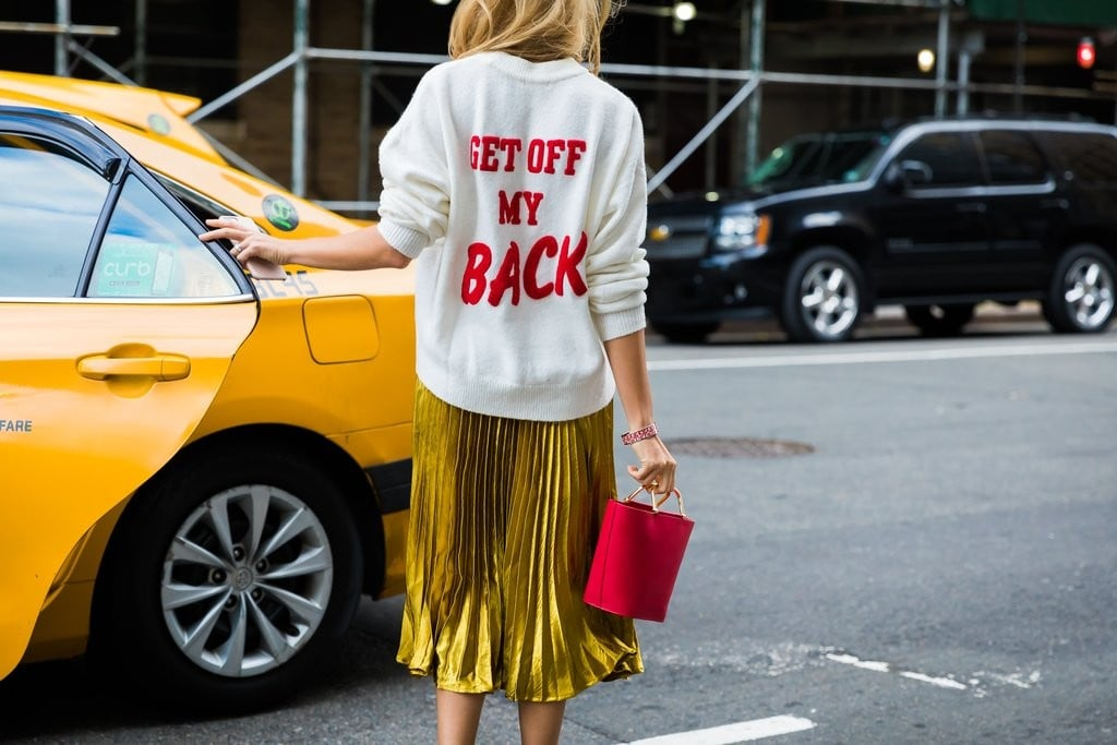 19 Street Style Looks We're Saving Up to Wear For Fall