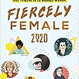 2020 Fiercely Female Wall Poster Calendar