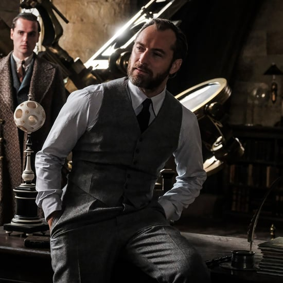 Will Dumbledore Be Gay in Fantastic Beasts 2?