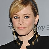 Elizabeth Banks stepped out to see Haywire in NYC.