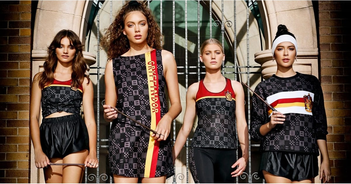 This Hogwarts-Inspired Collection Will Take Your Athleisure Game to Mythical Heights