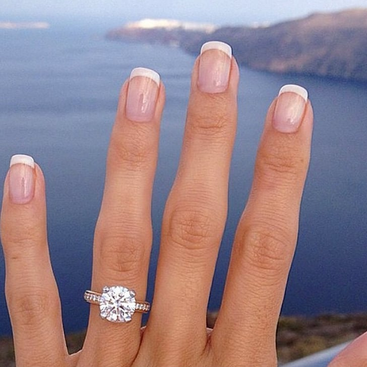 engagement rings wedding instagram photos australia popsugar ring finger fashion on