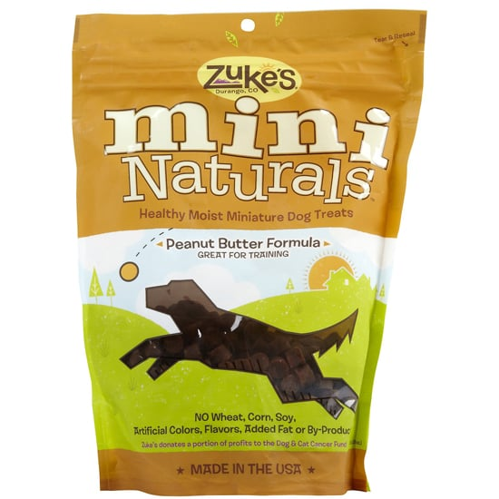 Zuke's Mini Naturals Peanut Butter Treats