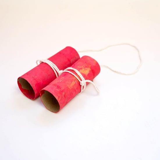 Reuse Toilet Paper Tubes