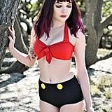 Mickey Mouse Bikini ($79)