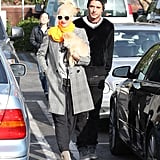 Gwen Stefani and Gavin Rossdale Team Up With Their Pup