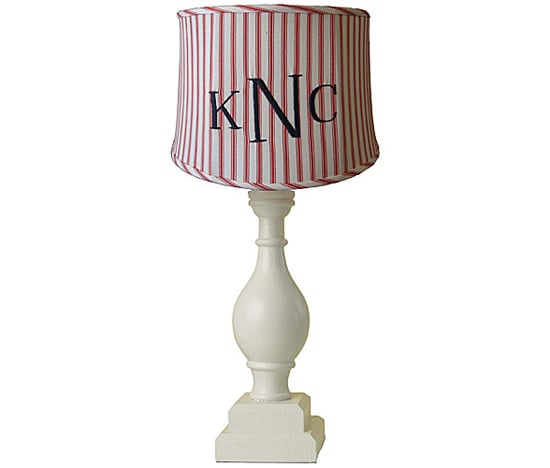 Candy Stripe Table Lamp