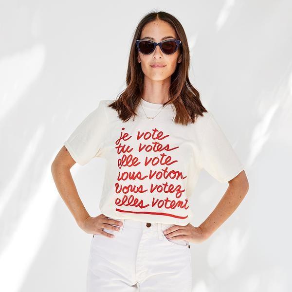 CV x When We All Vote Original Fit Tee
